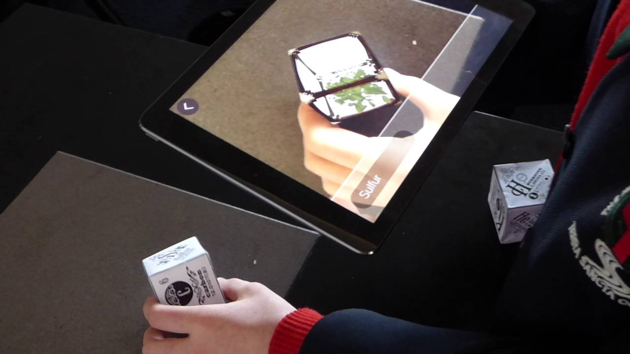 Augmented reality in science youtube augmented reality in science urtaz Gallery