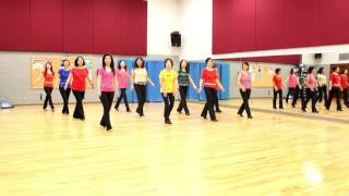 Pure And Simple - Line Dance (Dance & Teach in English & 中文)
