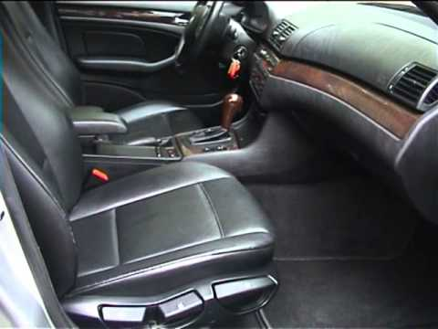 bmw 320d e46 2003 pack luxe youtube. Black Bedroom Furniture Sets. Home Design Ideas