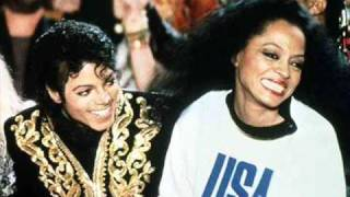 Michael Jackson, Diana Ross Missing You
