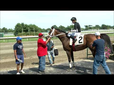 video thumbnail for MONMOUTH PARK 8-2-19 RACE 5
