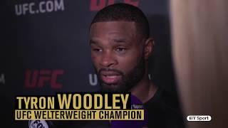 woodley vs wonderboy