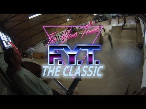 F.Y.T. CONTEST 2017 | Skatehalle Dresden