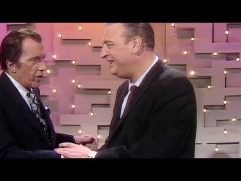 Rodney Dangerfield Jokes about Food & Travel on The Ed Sullivan Show (1971)