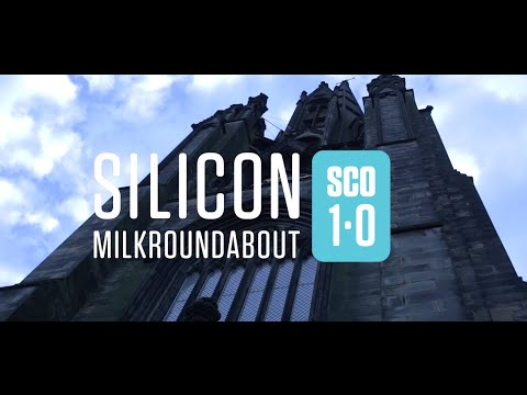 Silicon Milkroundabout Scotland 1.0 Timelapse