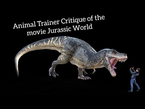 Jurassic World Critique - Clicker Training