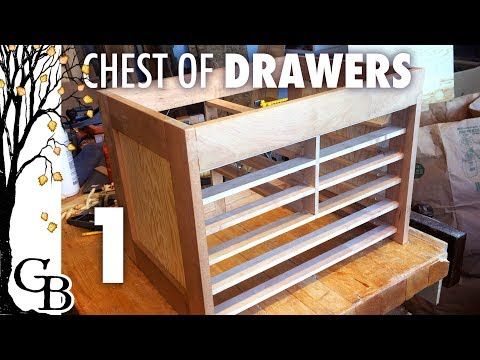 Chest of drawers part 1