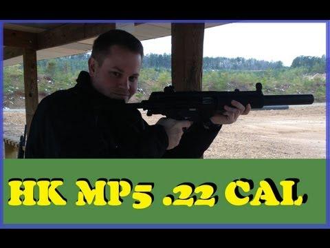 HK MP5 SD 22cal