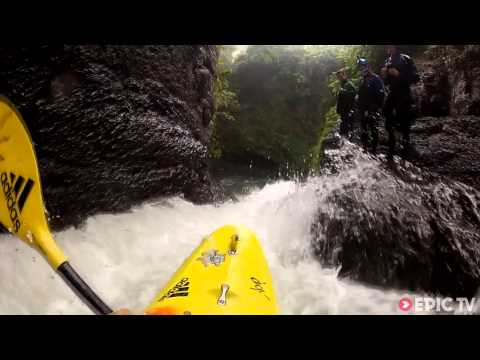 Extreme Waterfalls in Mexican Paradise - Kayak the World With SBP Ep. 2