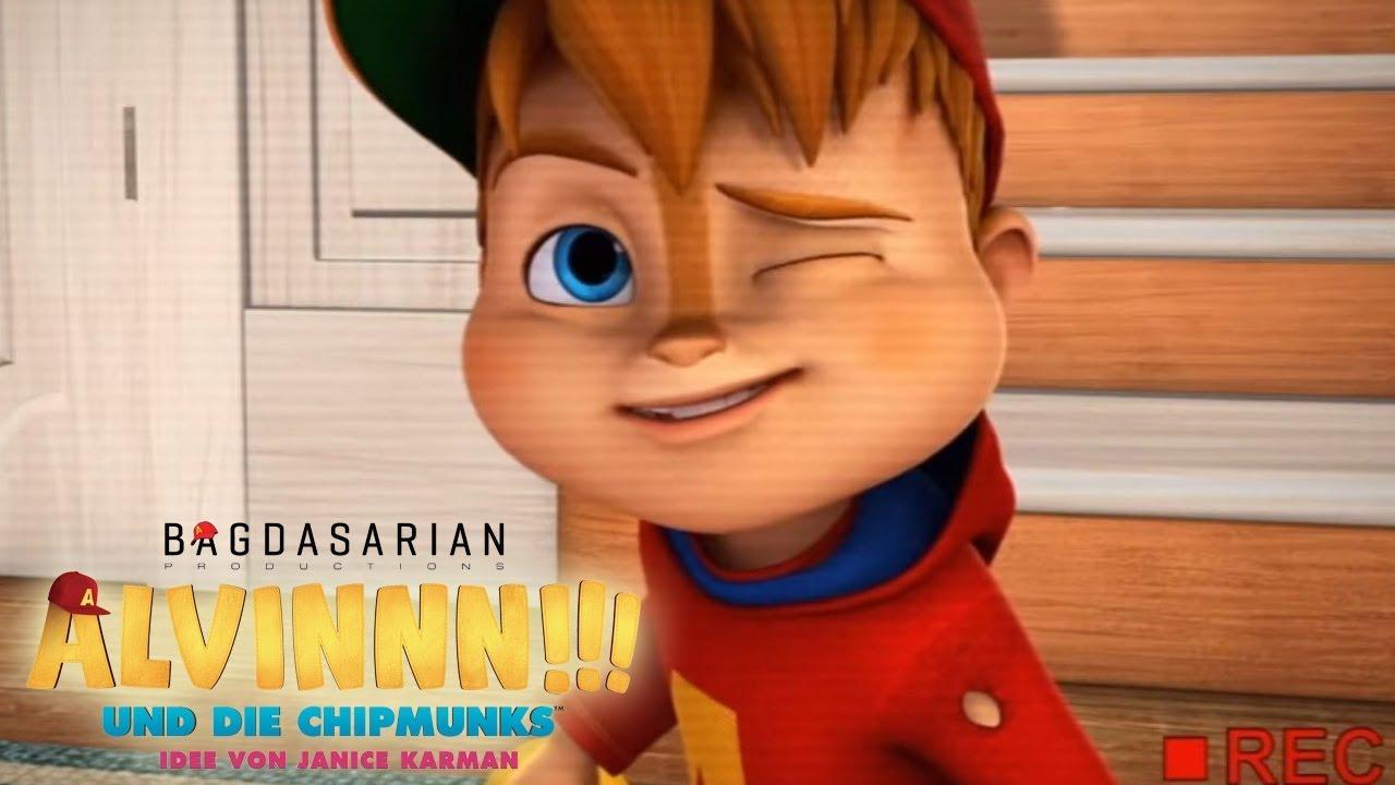 Alvinnn Und Die Chipmunks Berühmt Um Jeden Preis Folge 9
