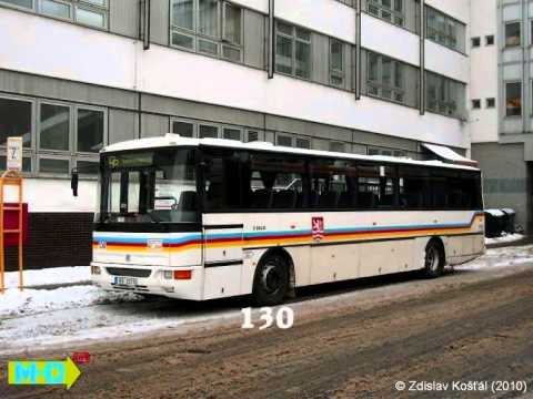 Vozový park MHD Karlovy Vary (9-11)