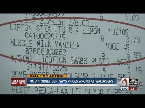 Missouri Attorney General sues Walgreens