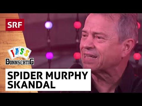 Spider Murphy Gang mit Skandal im Sperrbezirk