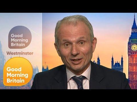 David Lidington MP Insists Brexit Will Still Go Ahead on 29th March | Good Morning Britain