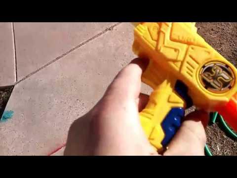 New nrf gun