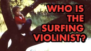 Welcome to The Surfing Violinist