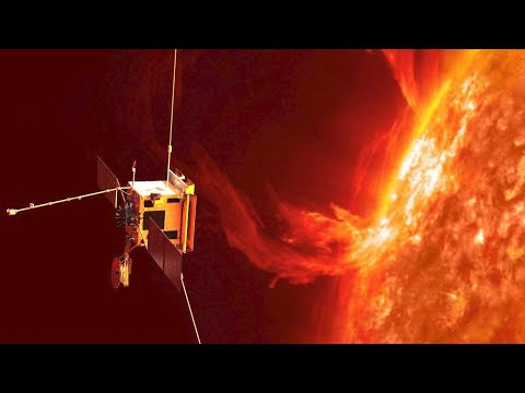 First Ever Video of Two Solar Eruptions Captured by Solar Orbiter Probe