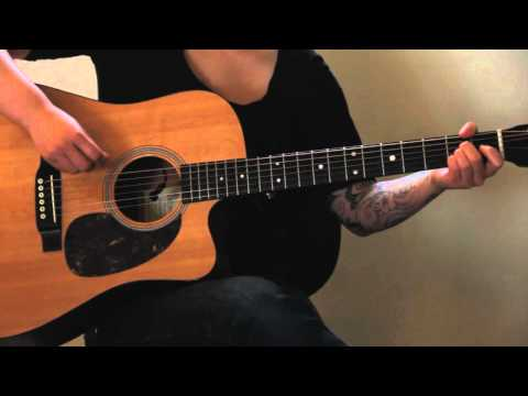 How to play So Long Marianne by Leonard Cohen on guitar - Jen Trani