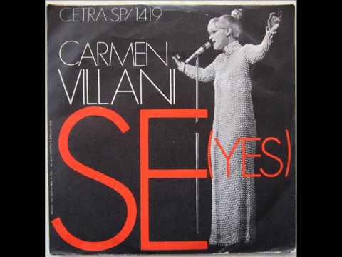 CARMEN VILLANI           SE     1969
