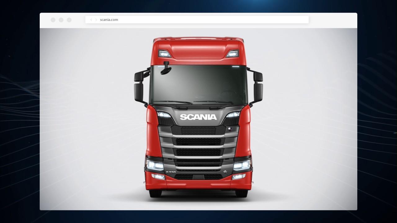 design din egen lastbil
