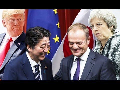Japan Waves Goodbye to U.K. as 'Gateway to Europe' Post-#Brexit