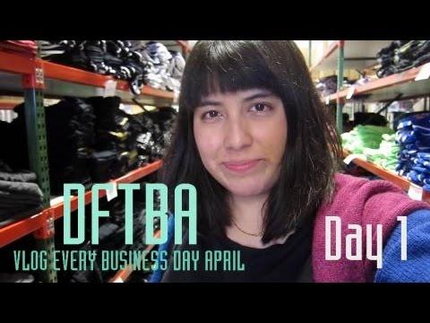 DFTBA Warehouse - VEBDA - Episode 1