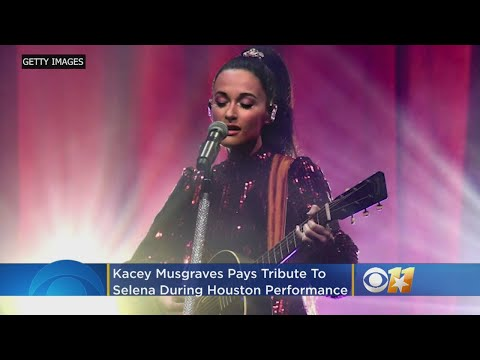 Kacey Musgraves Pays Tribute To Tejano Legend Selena With 'Como La Flor' Performance Mp3