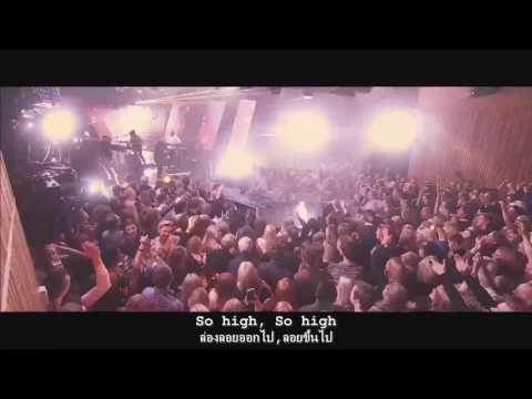 Alan Walker Remix  Coldplay  Hymn For The Weekend   Lyrics Sub Thai  Eng