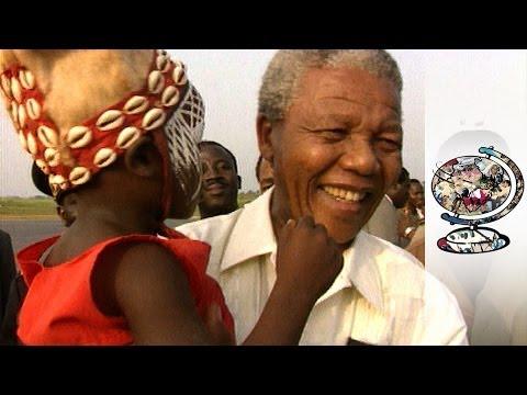 How Mandela Won Africa's Heart