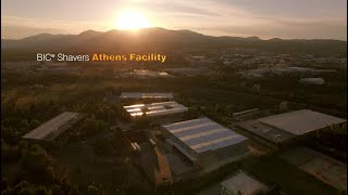 40 Years of BIC® Shaver Production in Greece - Director's Cut
