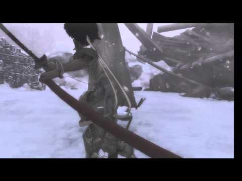 Afro Samurai. Kuma boss fight. Hard difficulty