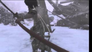 Afro Samurai. Kuma boss fight. Hard difficulty