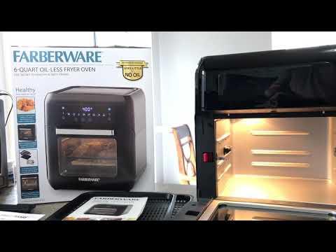 Farberware 6qt XL Oil Less Fryer