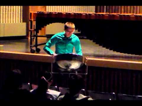 Music Box Solo for Tenor Steel Drum - Jordan Morrison