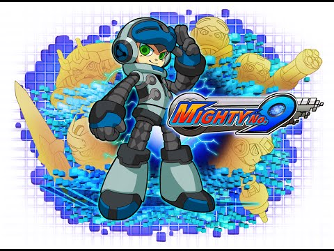 Mighty No. 9 Final Boss/Ending – PS4 Gameplay (1080p HD)