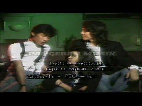 Tio Pakusadewo & Zara Zettira With Ryan Hidayat - Deg Degan (Original Music Video & Clear Sound)