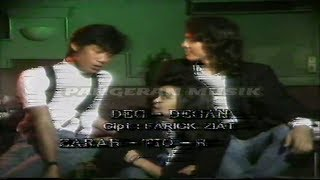 Tio Pakusadewo Zara Zettira with Ryan Hidayat Deg Degan Original Music Video Clear Sound