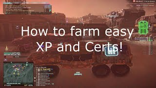 How to farm XP in Planetside 2! | [HD]