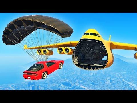 GTA 5 EPIC MOMENTS: #25 (Best GTA 5 Stunts...