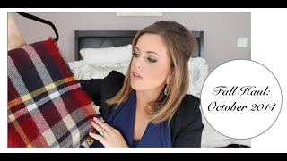 Fall Haul: October 2014, Zara, J. Crew, Target, Michael Kors, Bcbg, And Guess