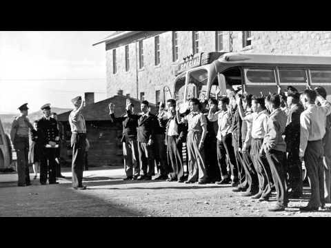 Marine remembers Navajo Code Talkers of World War II