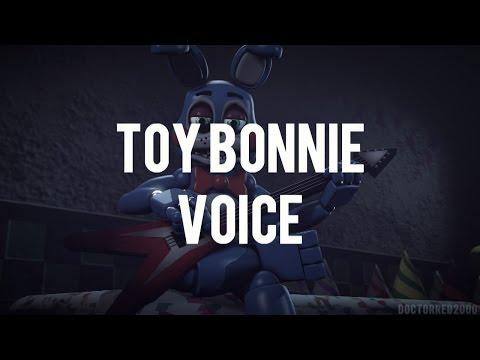 [SFM] David Near - Toy Bonnie Voice