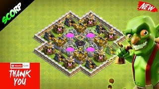 Clash Of Clans - TH11 FARMING BASE/ LOOT PROTECTION/ PENDING UPDATE