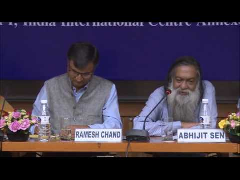 Panel Discussion: Agriculture Growth and Farmers' well-being: Shall the twain meet?