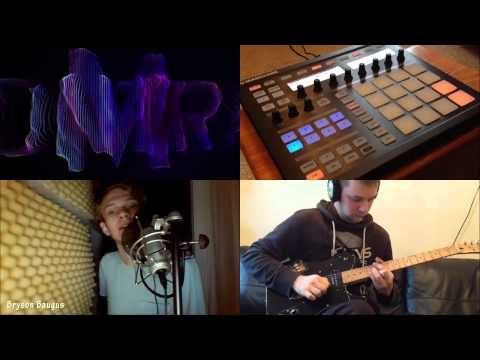 Muse - Madness (Cover by Charlie Bay, vocals by Bryson Baugus) / MP3 Backing Track