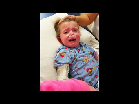 Little Girl Goes To Heaven While Her Parents Watching (emotional)