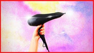 ❤ Son de sèche-cheveux en 3D ❤  ASMR ❤  Sentez l'air chaud sur vos oreilles ❤  Relaxez-vous