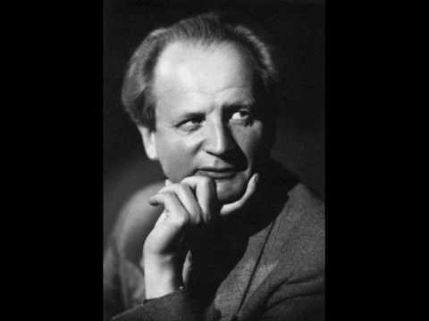 Wilhelm Kempff performing various Bach's transcriptions (1975)