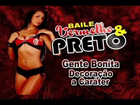 BAILE VERMELHO E PRETO
