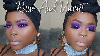 MakeUp in REAL time | WOC | B. O. M. B | Juvias Place